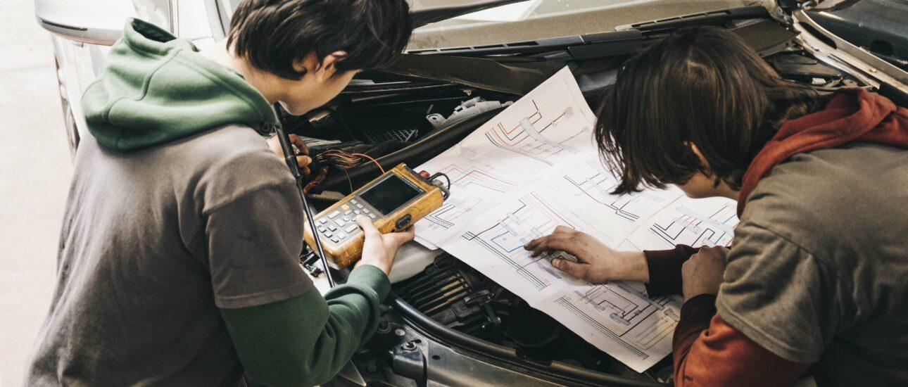 Campus-MAX Auto-elektriciteit
