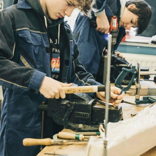 Campus MAX STEM Technieken
